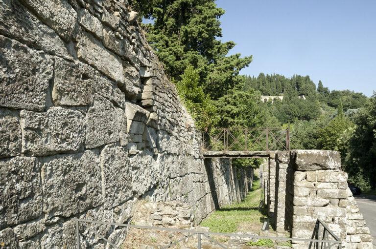 Fiesole mura ciclopiche