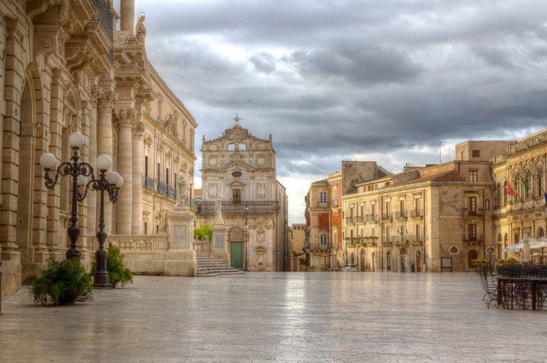 A spasso per Siracusa: piazza Duomo