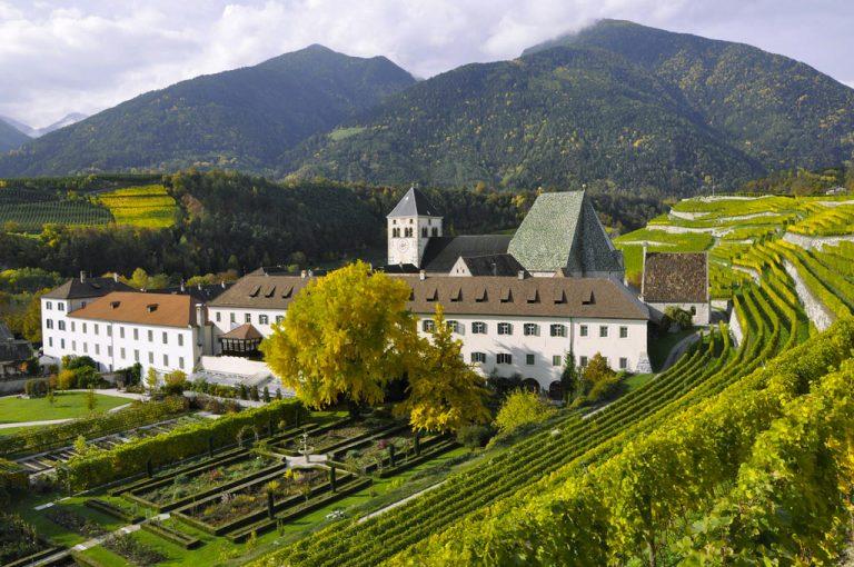 Abbazia Novacella: complesso abbaziale