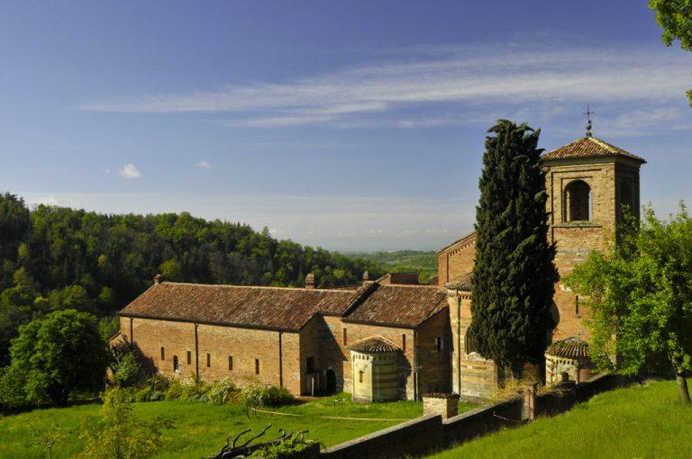 Abbazia Vezzolano: abbazia