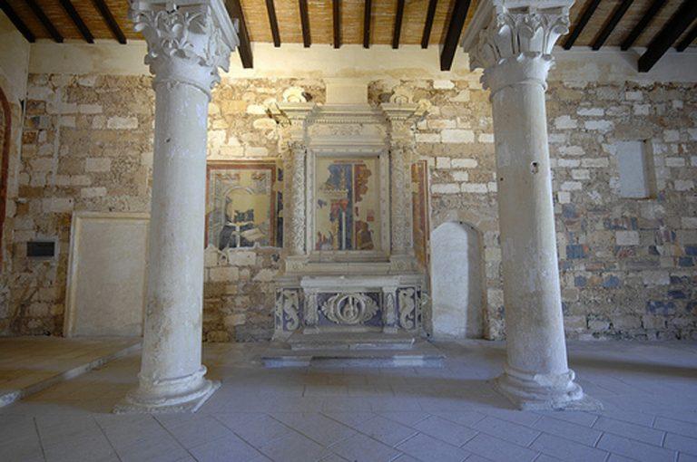 Abbazia Santa Maria di Cerrate: chiesa