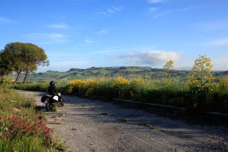 Sicilia in moto coast to coast: Corleone