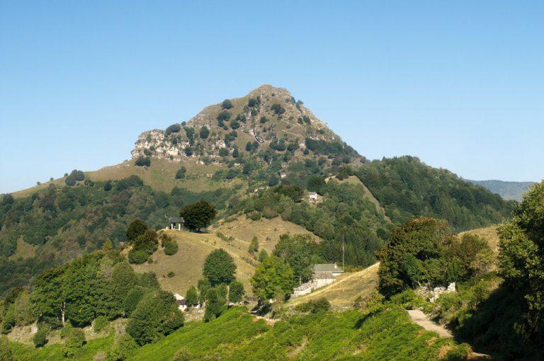 Alta Via Monti Lariani: Sasso Gordona