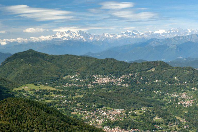 Alta Via Monti Lariani: alpe Bassetta