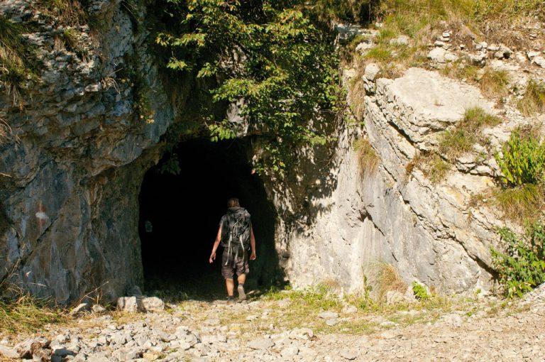 Alta Via Monti Lariani: galleria