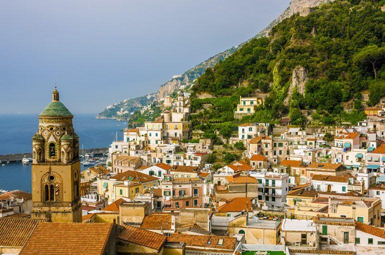 Amalfi: borgo