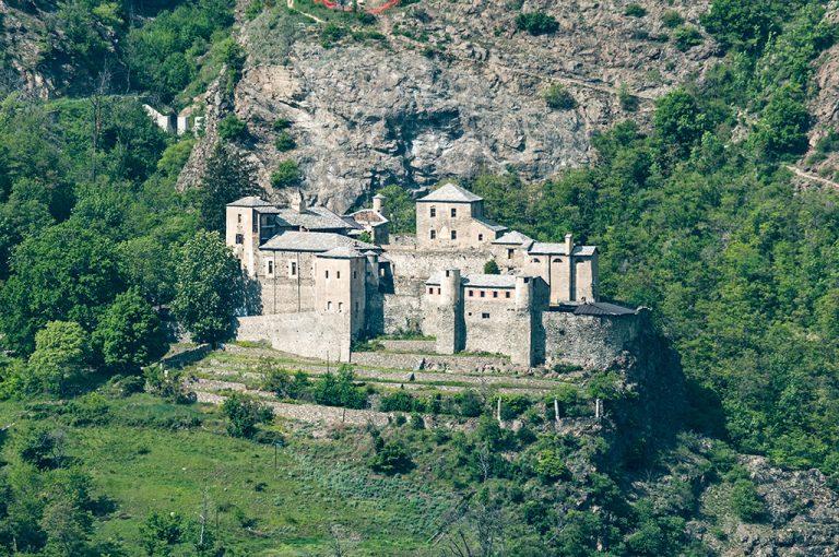 Aosta e dintorni: castello Quart