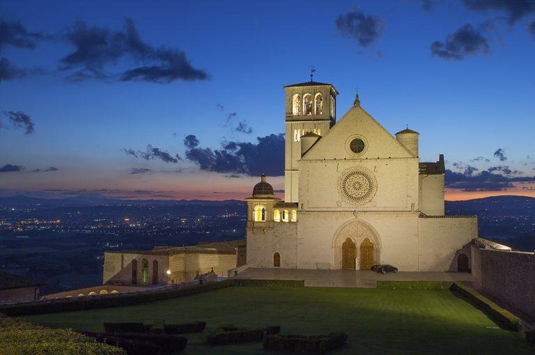 Assisi: basilica