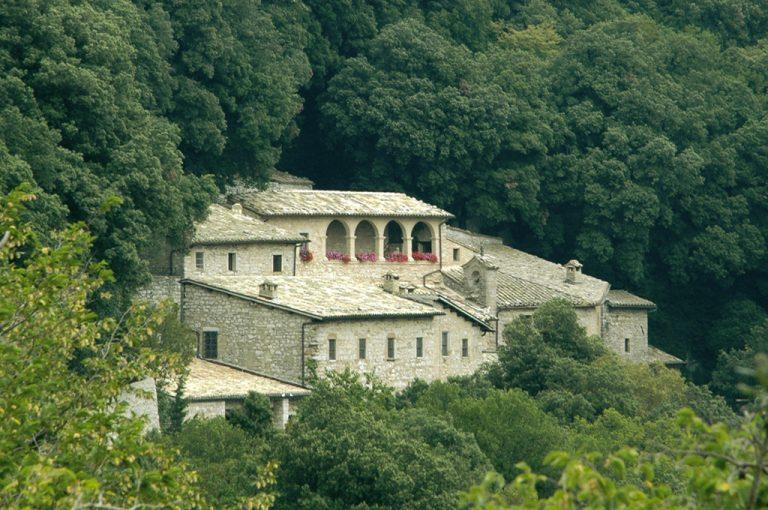 Assisi: eremo carceri