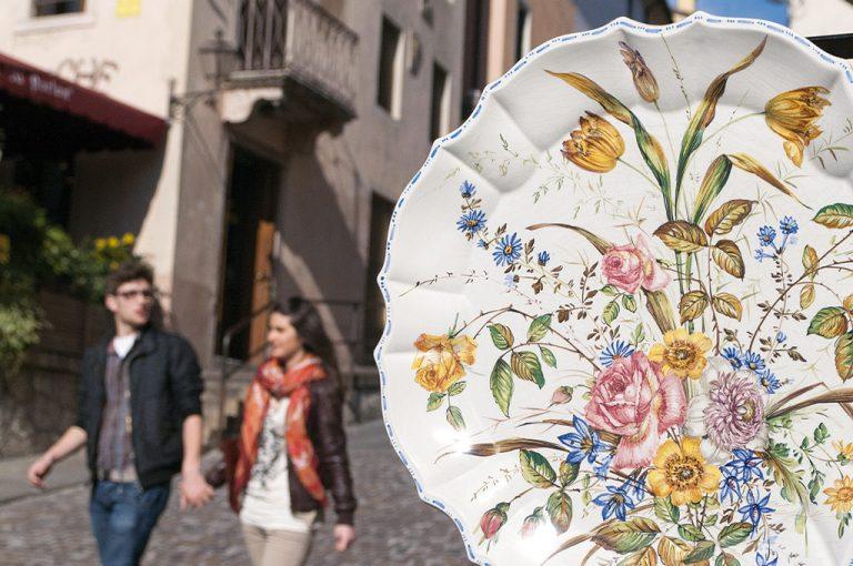 Bassano del Grappa: ceramiche