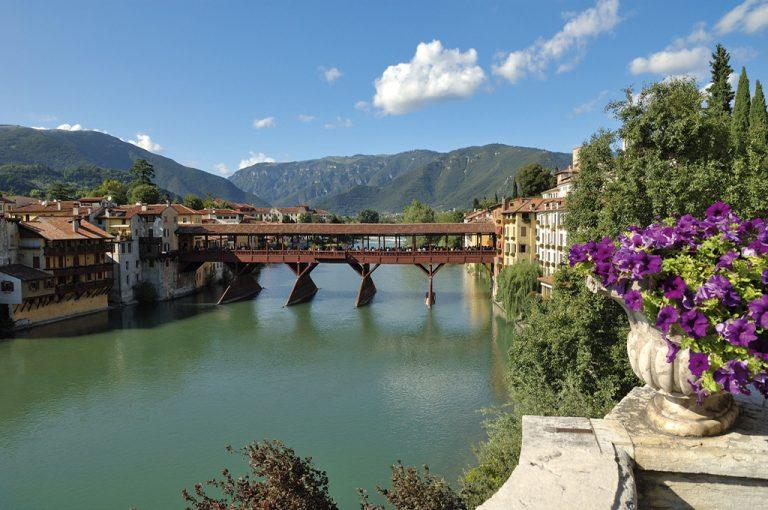 Bassano del Grappa: il ponte