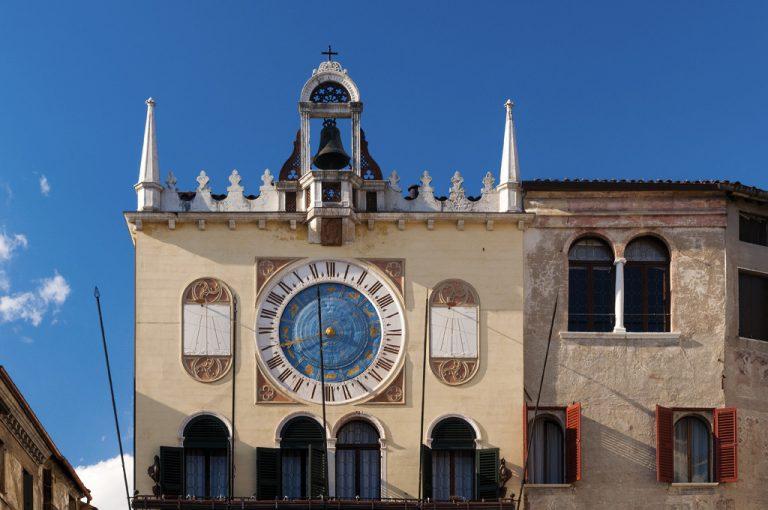 Bassano del Grappa: orologio