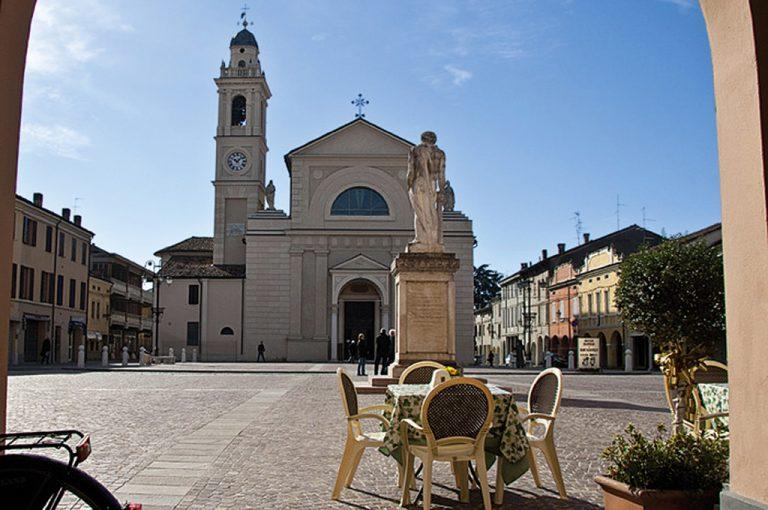 Brescello: chiesa