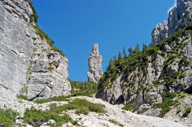 Campanile val Cimoliana: campanile