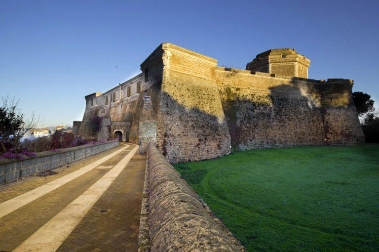 Civita Castellan: Forte Sangallo