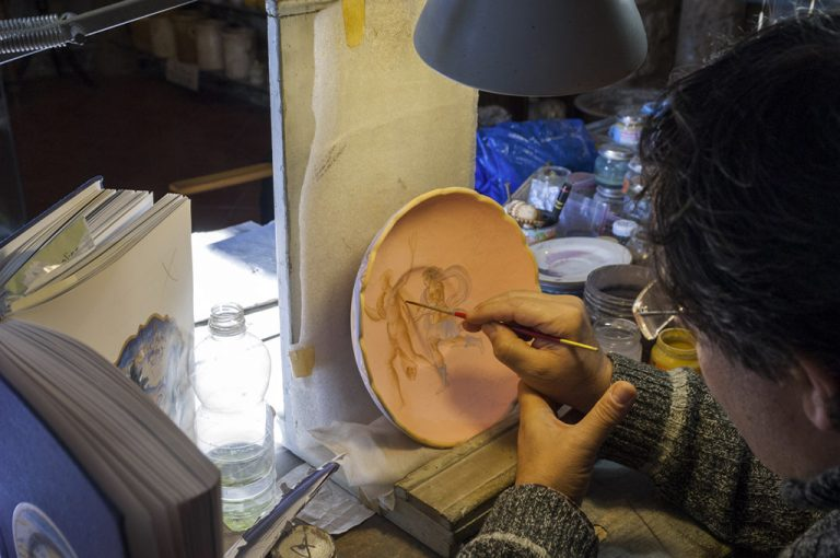 Civita Castellana: ceramiche