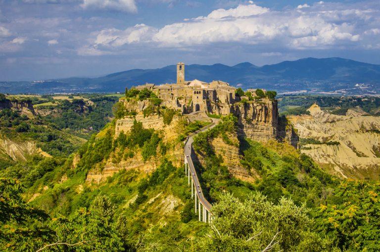 Civita di Bagnoregio: la Civita