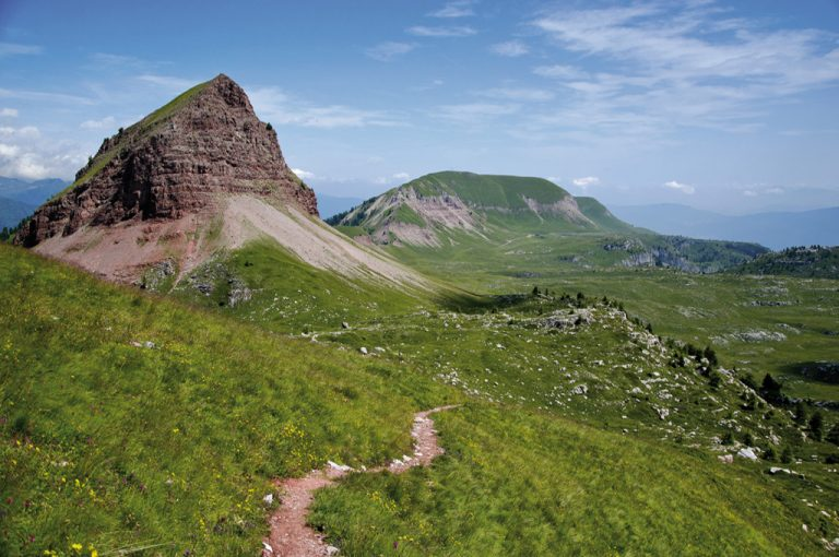 Dolomiti Brenta Trek: panorama