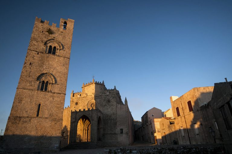 Erice: cattedrale