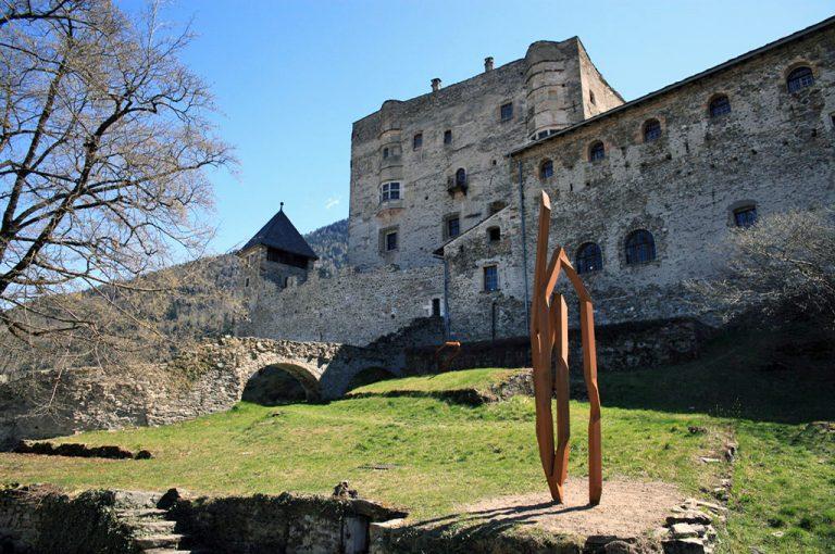 Gita al lago di Levico e al lago di Caldonazzo: castello Pergine