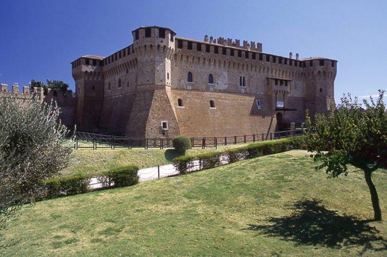 Gradara: castello