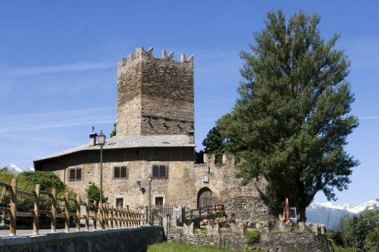 Gressan: castello