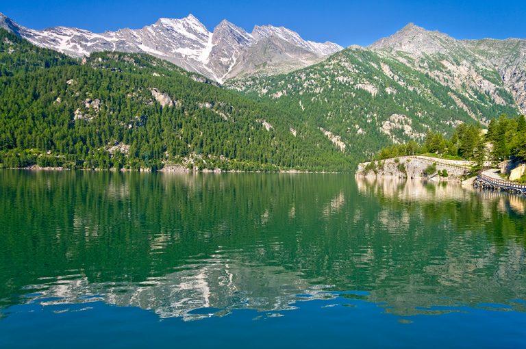 Ceresole Reale: lago