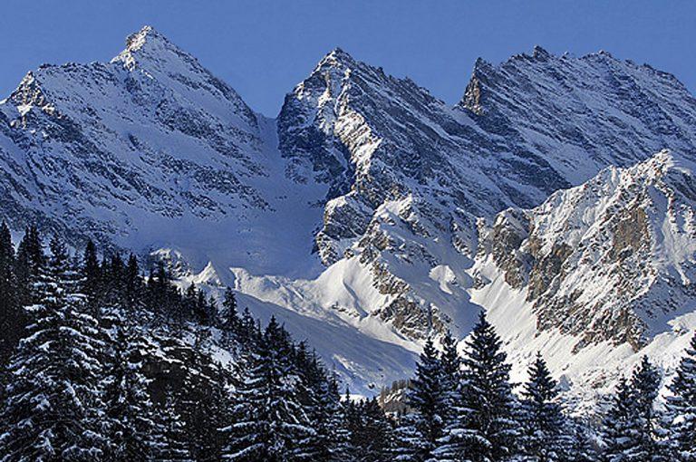 Ceresole Reale: inverno