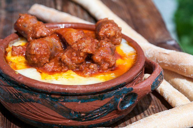 Ceresole Reale: piatto tipico