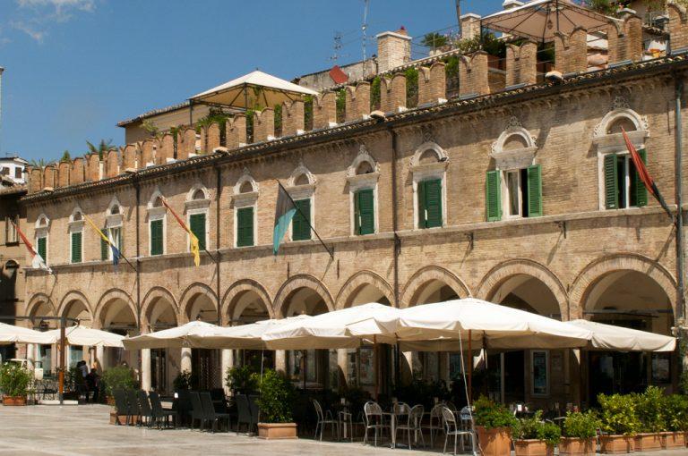 Ascoli Piceno: piazza