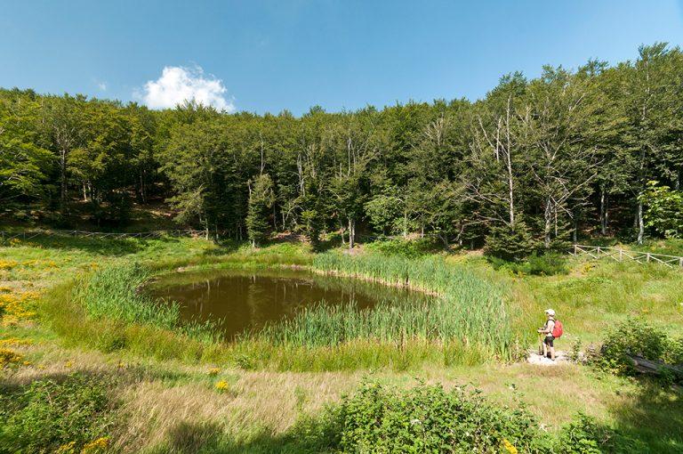 Lago degli idoli: lago