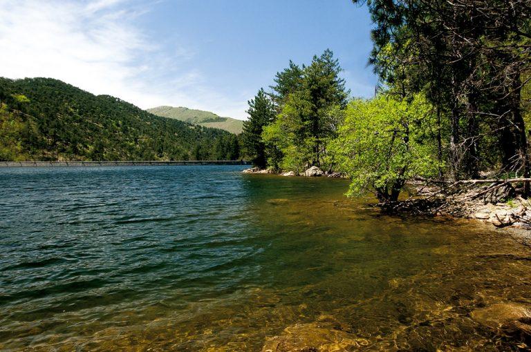 parco Capanne di Marcarolo: lago
