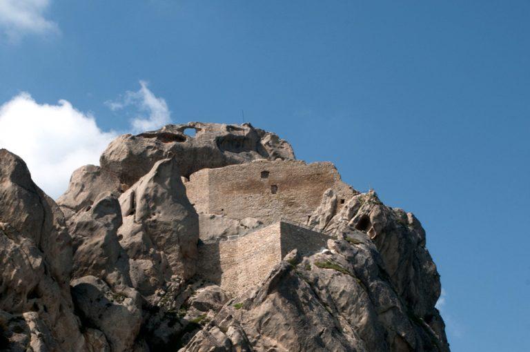 Il volo dell'angelo, tra Castelmezzano e Pietrapertosa