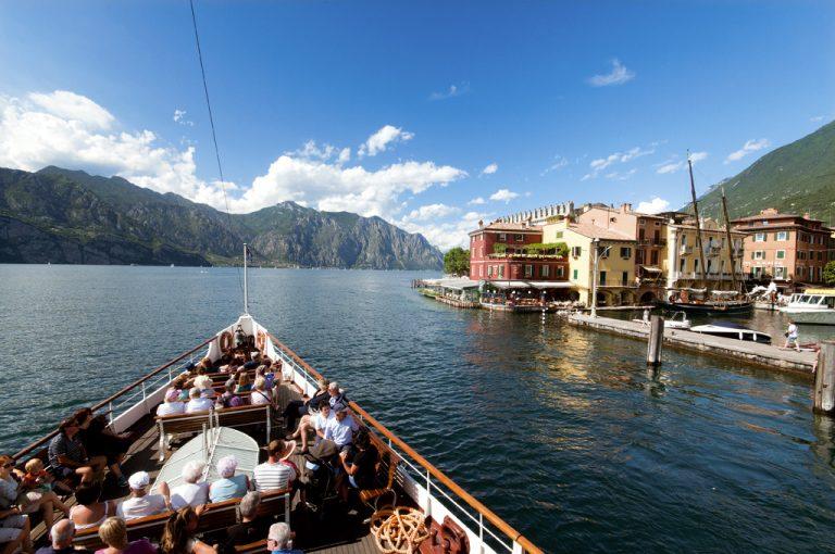 Battello lago di Garda: Malcesine