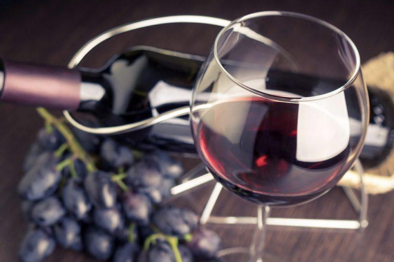 In camper sulle colline del Chianti: vino