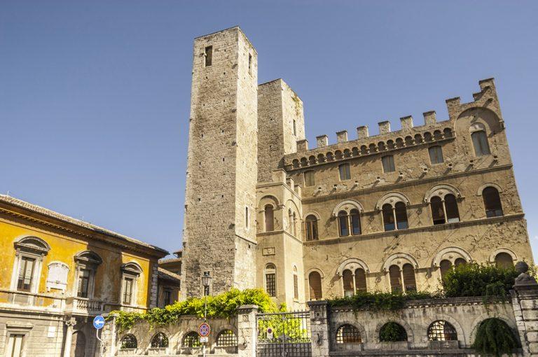 Camper Umbria e Marche: Ascoli