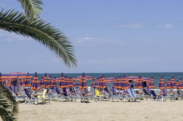 Camper Umbria e Marche: mare