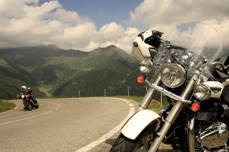 Passo San Marco moto