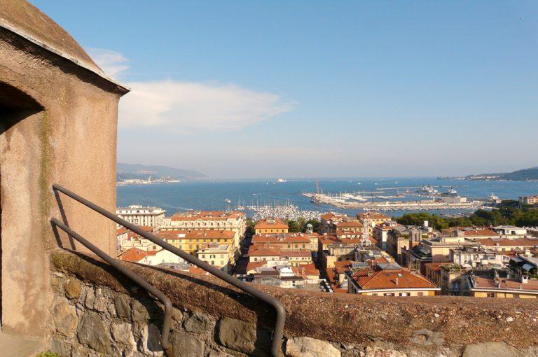 moto Golfo dei Poeti: La Spezia
