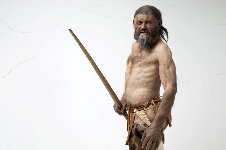 Ötzi, la mummia