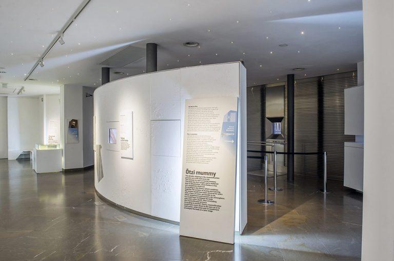 Ötzi: museo