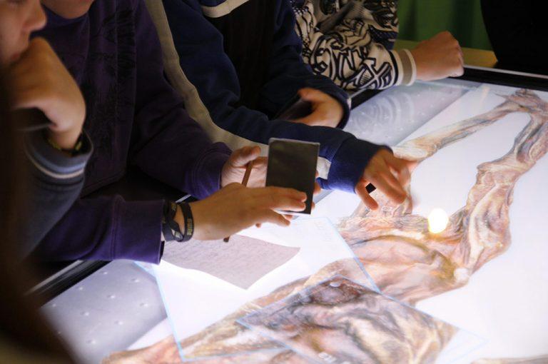 Ötzi: laboratorio didattico