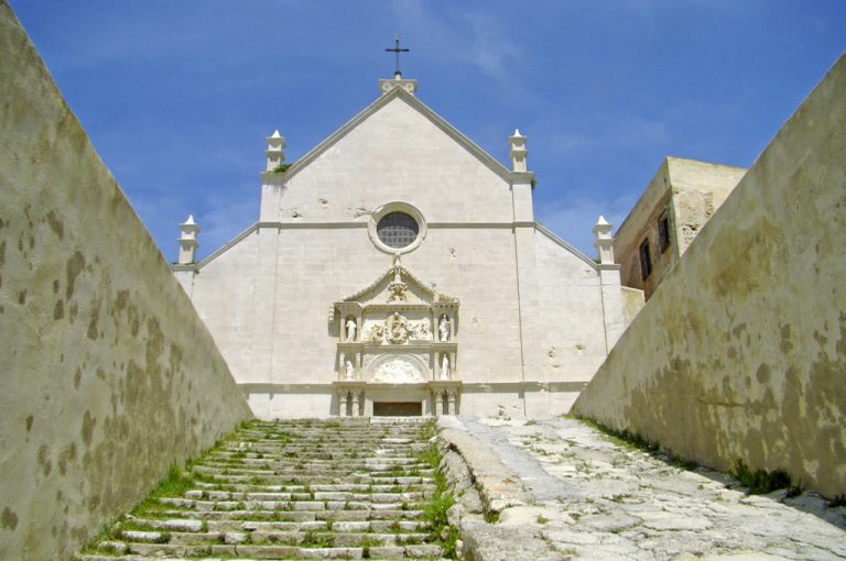 Isole Tremiti: abbazia