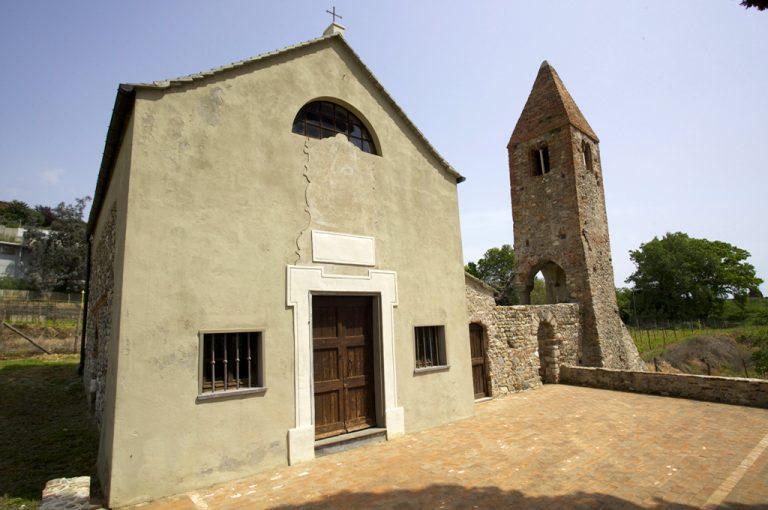 Bocchetta di Altare: chiesa