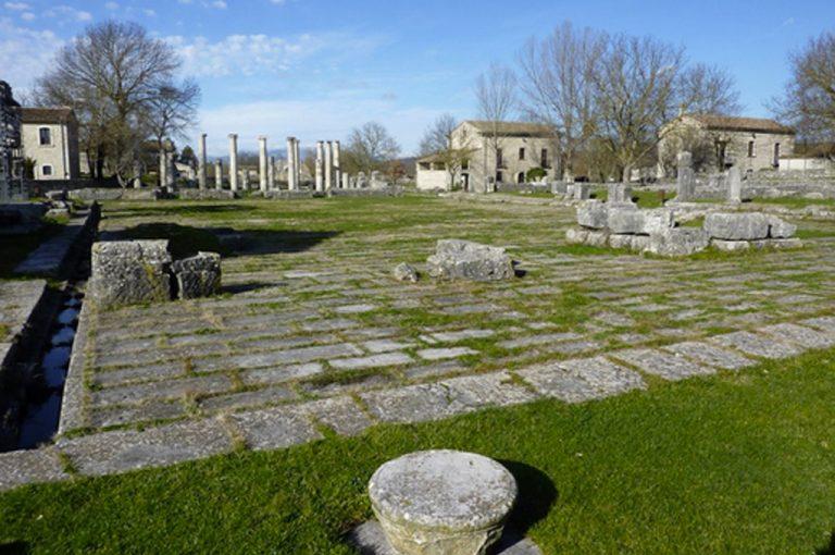 Sepino: sito Altilia