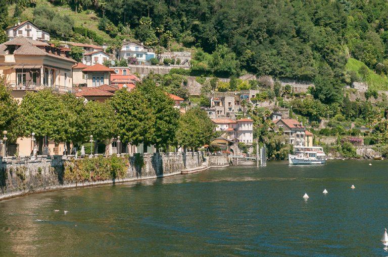 lago Maggiore: Cannobio