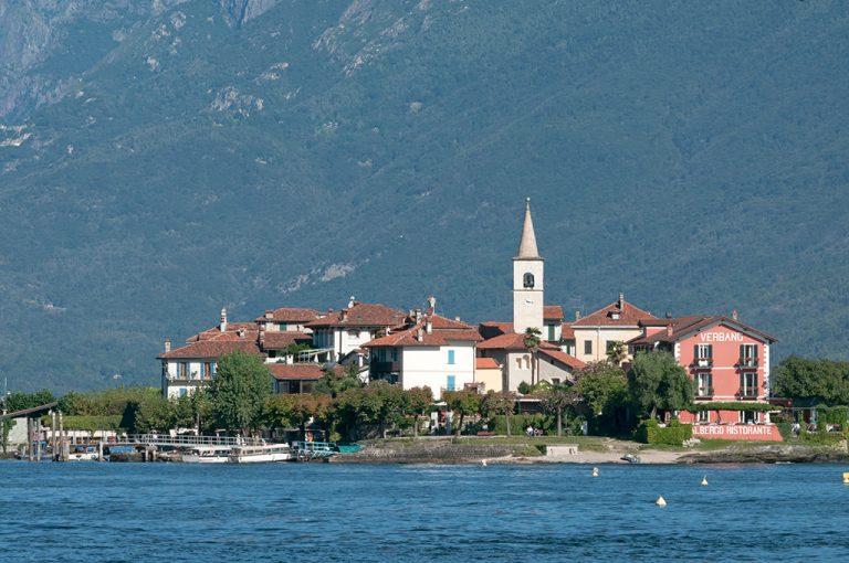 lago Maggiore: isola pescatori