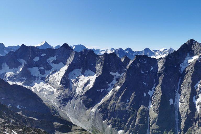 Les 2 Alpes: Belevedere des Ecrins