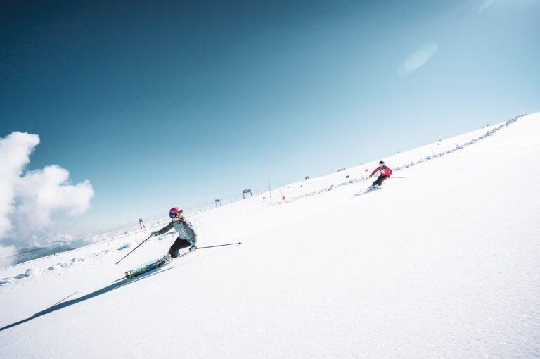Les 2 Alpes: sci