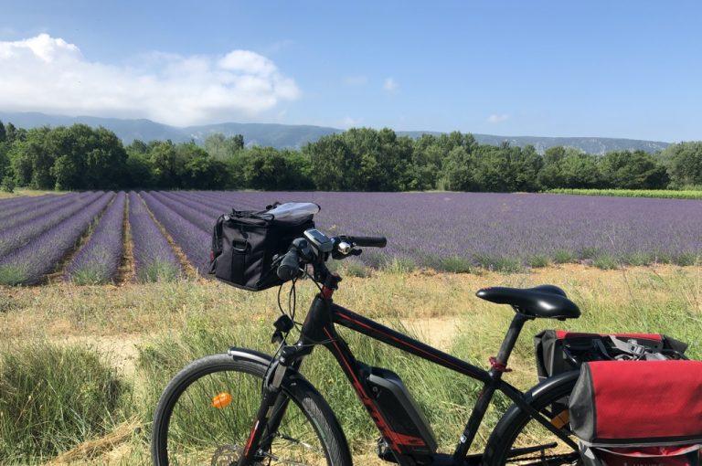Luberon in bicicletta